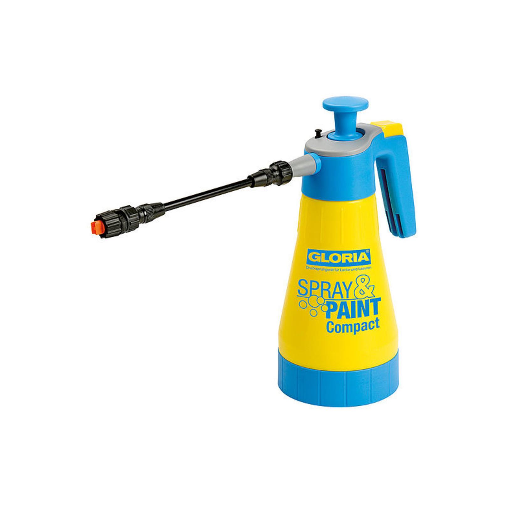 Gloria Drukspuit Spray & Paint Compact (1,25 liter)