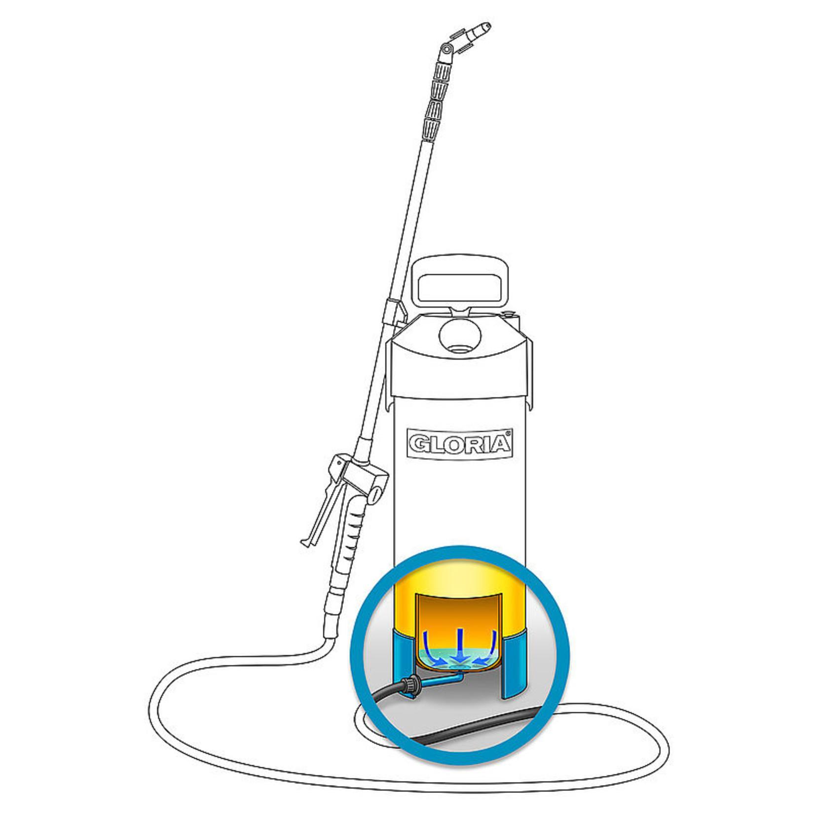 Gloria Drukspuit Hobby Exclusief 262 (5 liter)