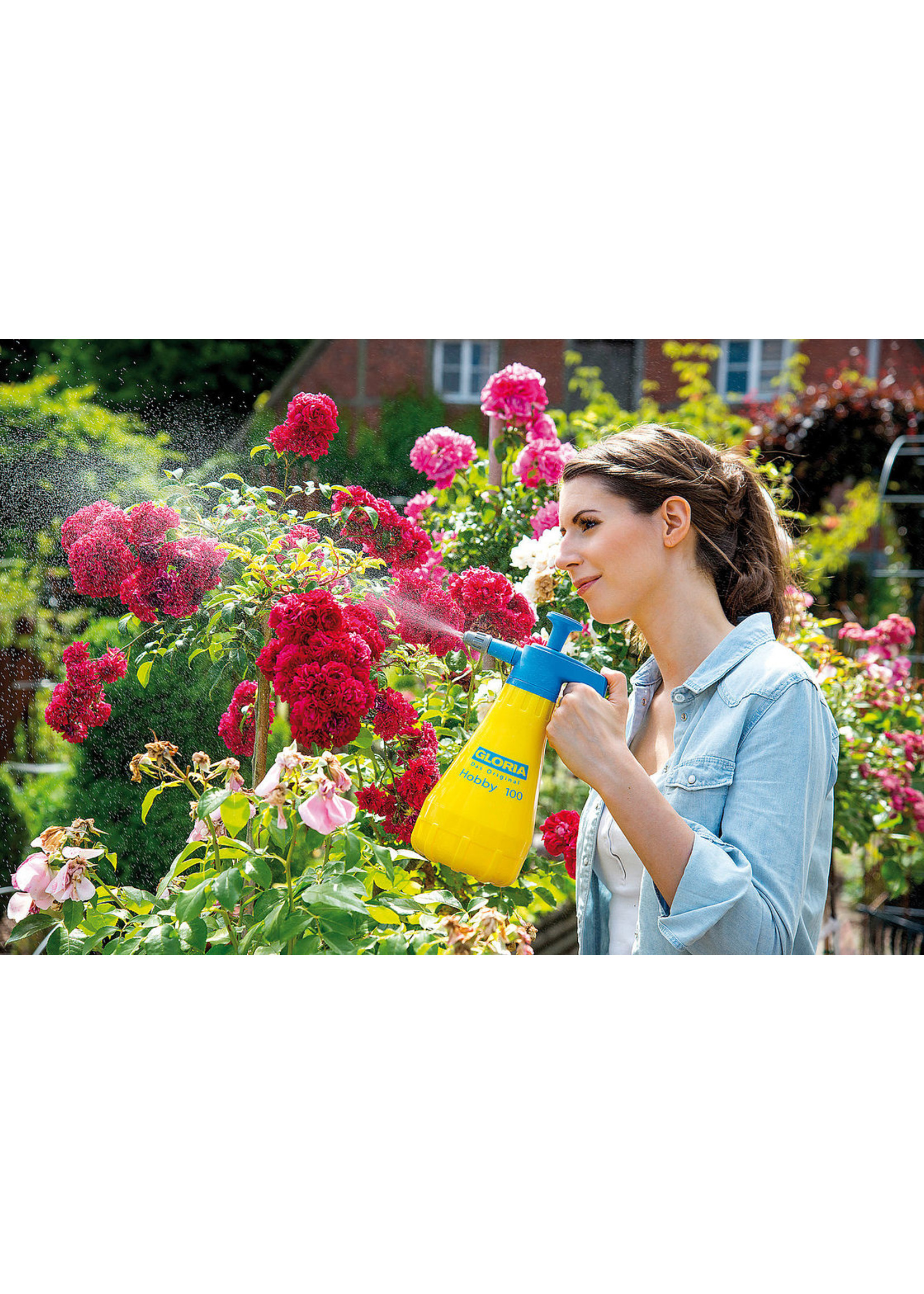 Gloria Drukspuit Hobby 100 - 1 liter