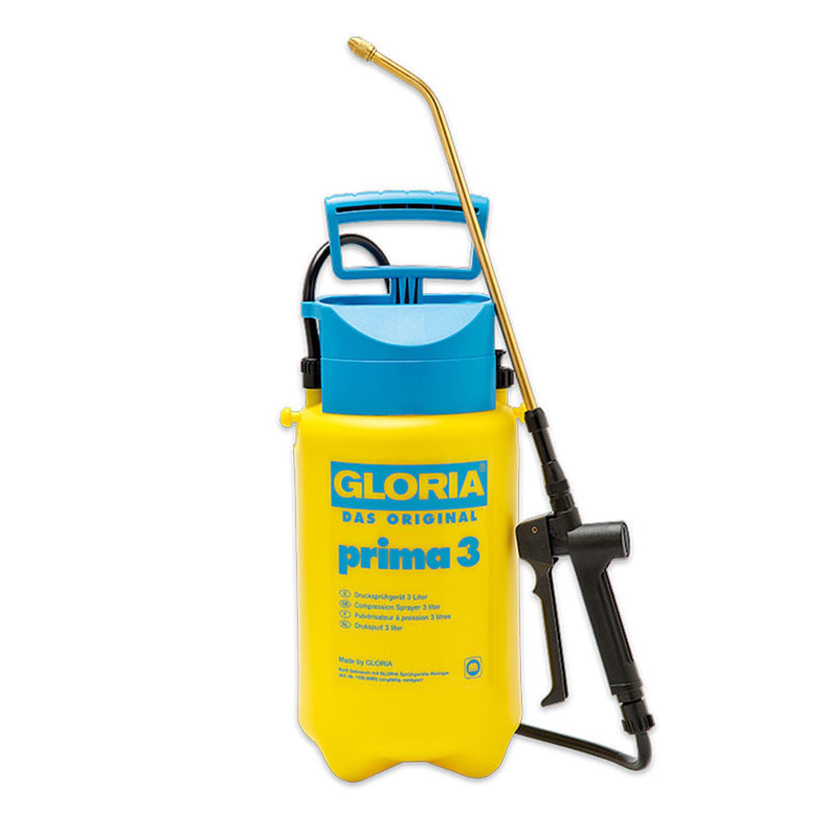 Gloria Drukspuit Prima 3  (3 liter)