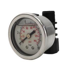 Tukan Manometer voor Accu Rugspuit Gloria Tukan 1600E