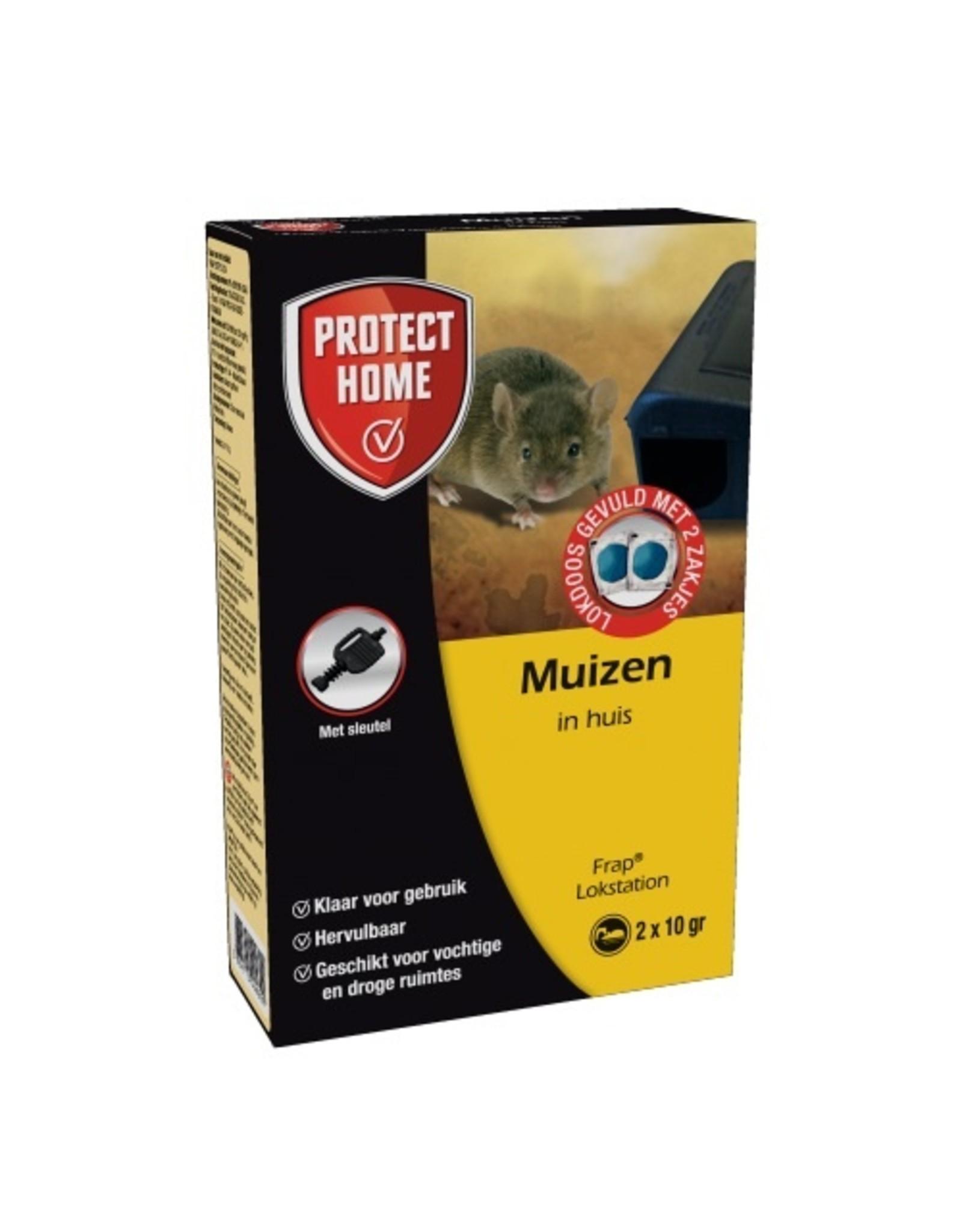 Protect Home Frap lokstation (incl. lokstof) 2x10 gram