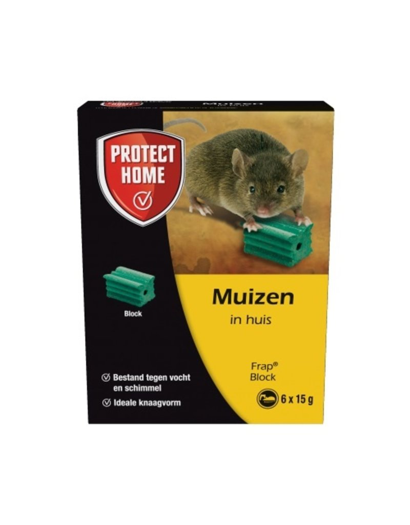 Protect Home Frap Block 6x15 gram