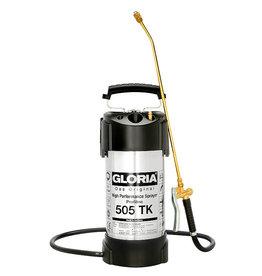 Gloria Industrie Hogedrukspuit RVS 505TK Profiline - 5 liter