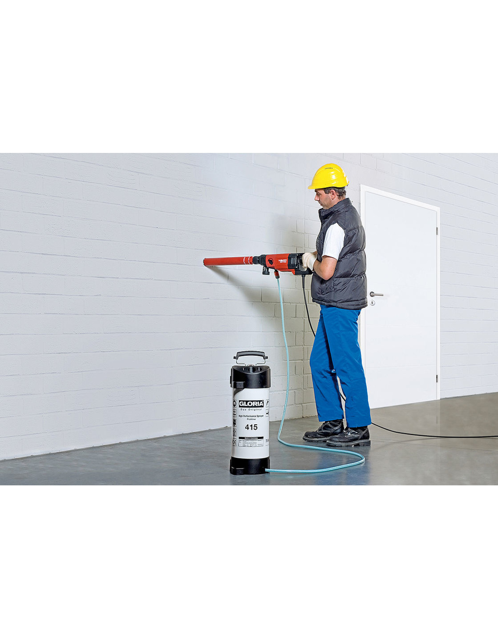 Gloria Industrie Watertoevoerapparaat Staal 415 Profiline - 10 liter