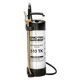 Gloria Industrie Hogedrukspuit RVS 510TK Profiline - 10 liter