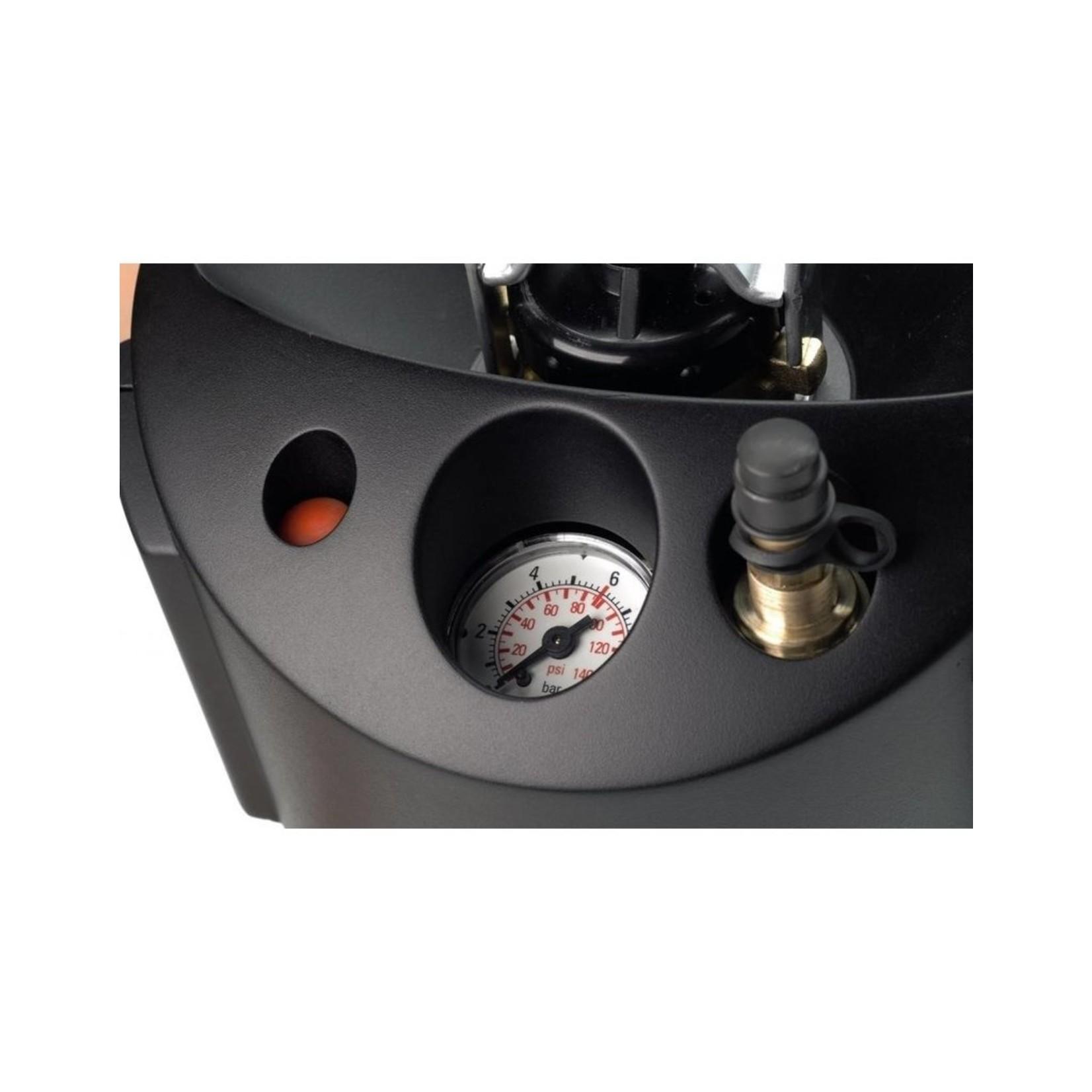 Gloria Industrie Hogedrukspuit RVS 505TK Profiline (5 liter) met Compressoraansluiting