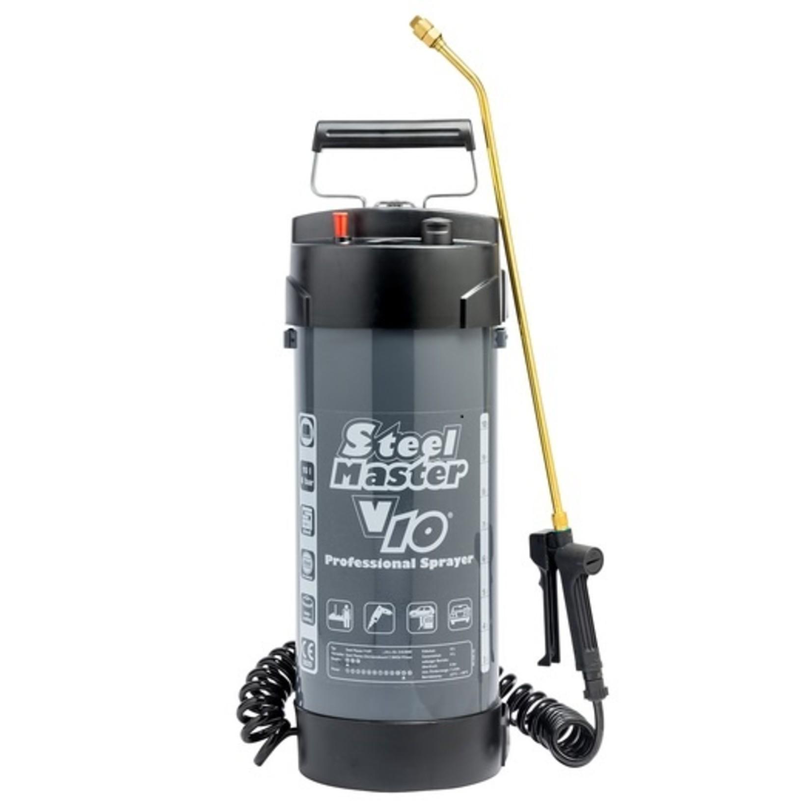 Gloria Hogedrukspuit Steelmaster V10 (10 liter)