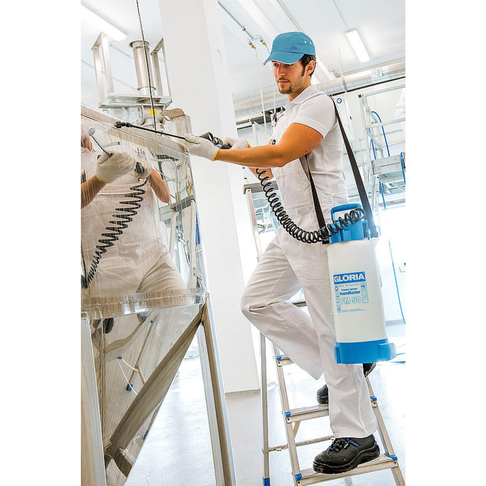 Gloria Reiniging FoamMaster FM50 Schuim Drukspuit (5 liter)