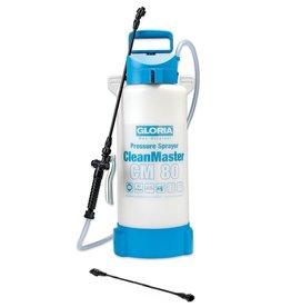 Gloria Reiniging CleanMaster CM80 Zuurbestendige Drukspuit - 8 liter
