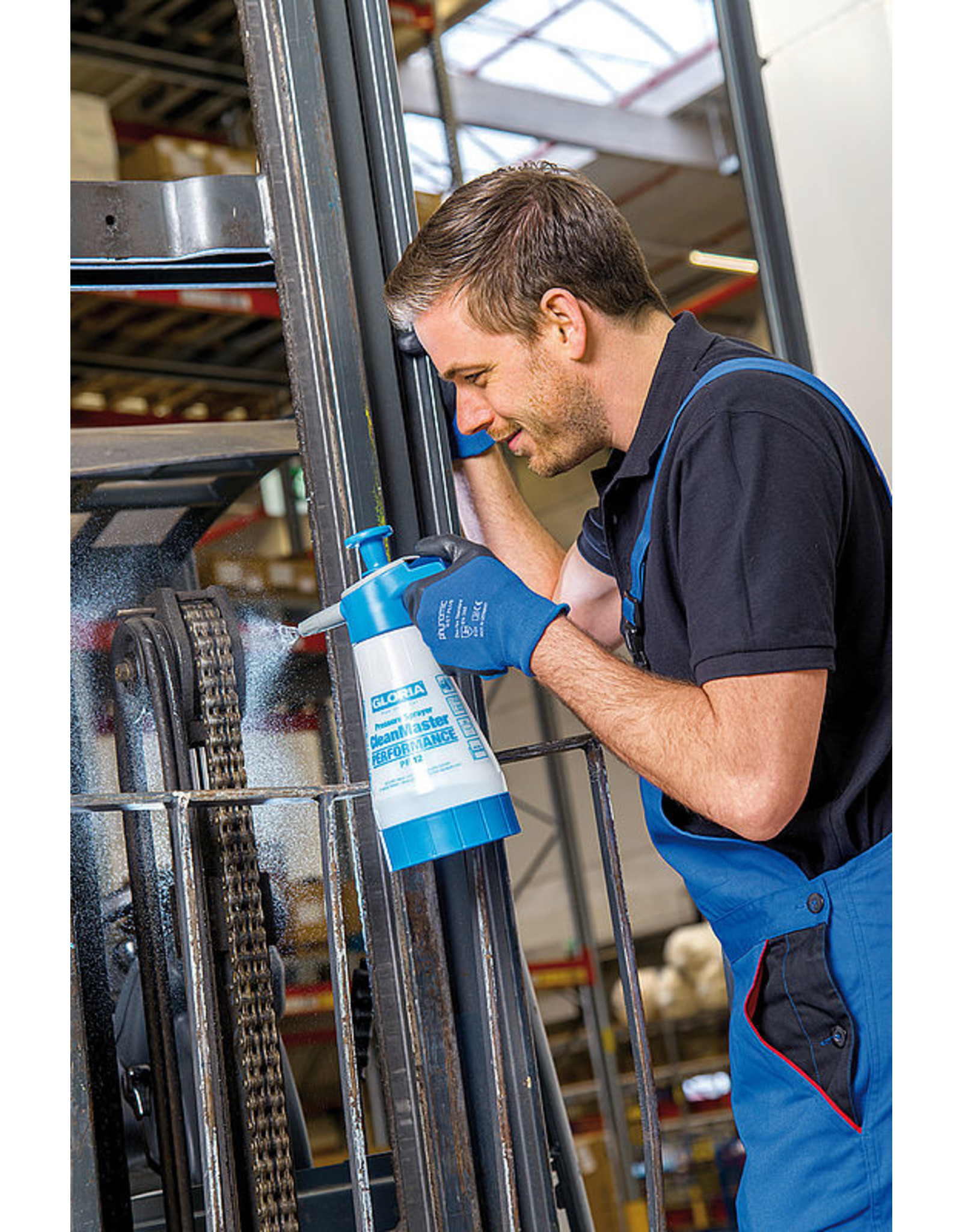 Gloria Reiniging Drukspuit CleanMaster PERFORMANCE PF 12 - 1¼ liter