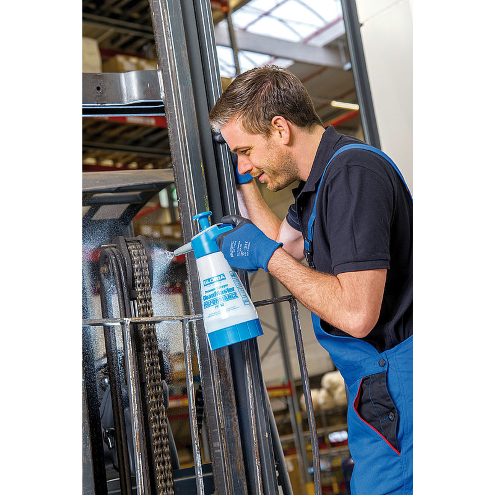 Gloria Reiniging Drukspuit CleanMaster PERFORMANCE PF 12  (1¼ liter)
