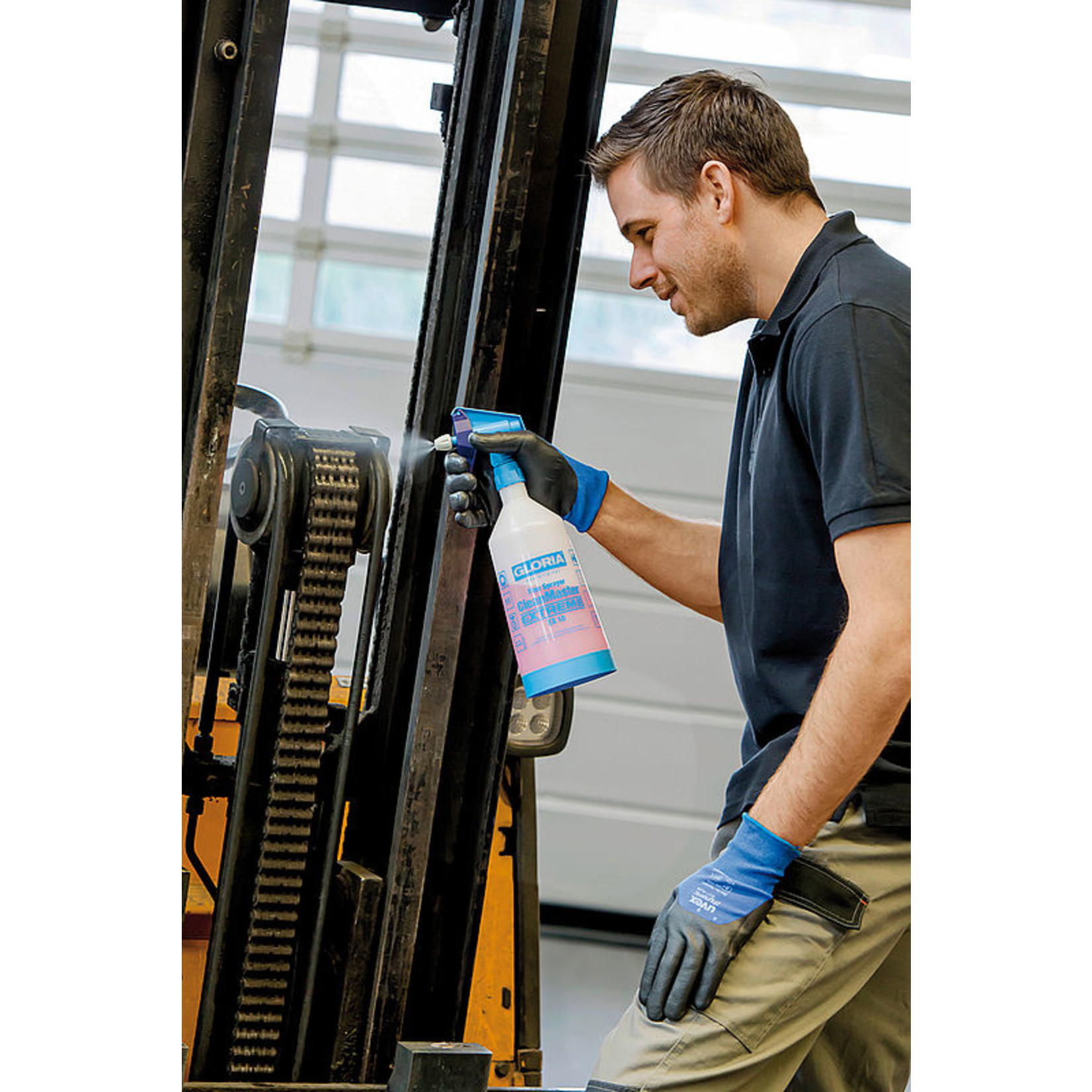 Gloria Reiniging Fijnsproeier CleanMaster Extreme EX10 (1 liter)