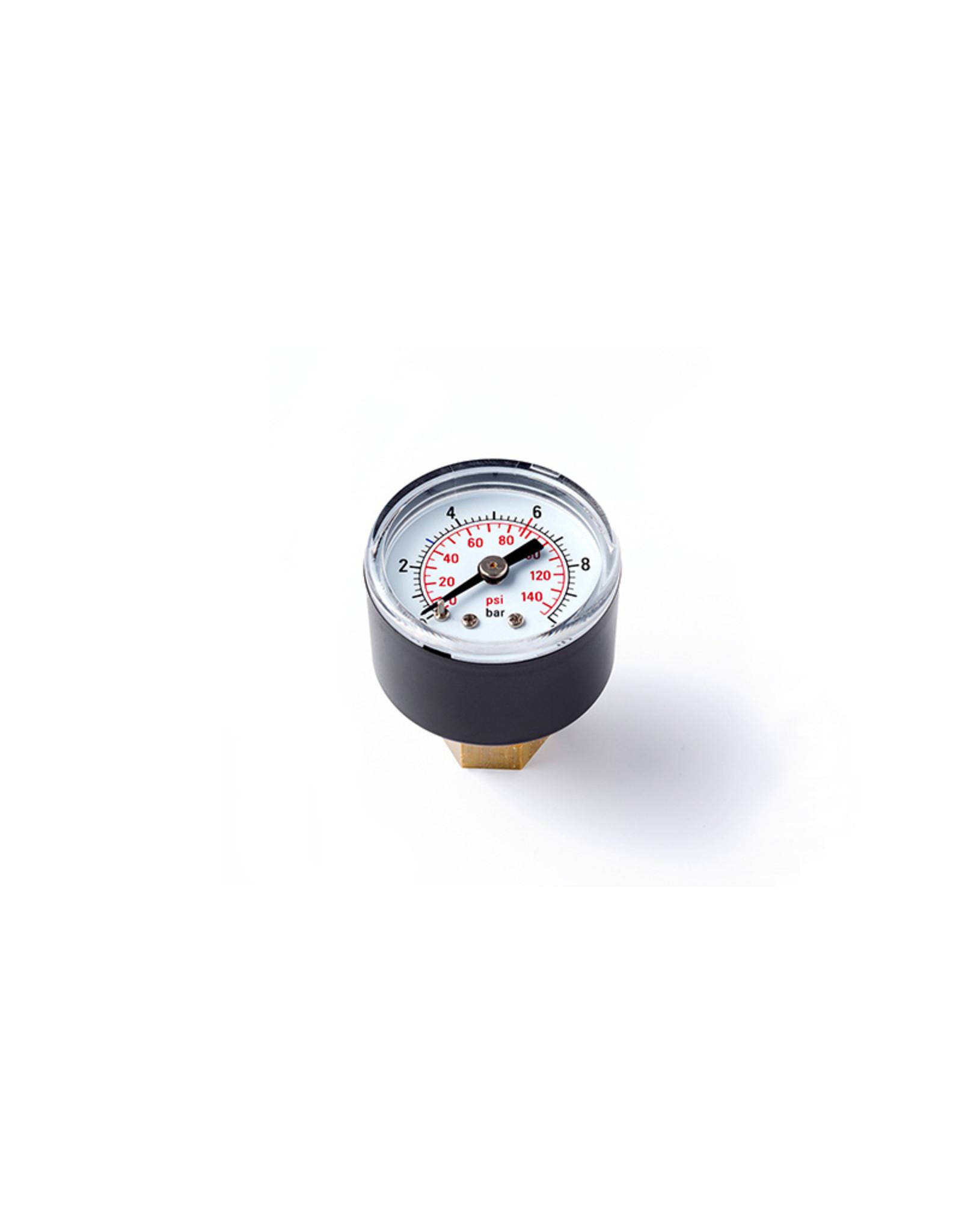 Gloria onderdelen Manometer 6 bar met afdichting voor Hogedrukspuiten