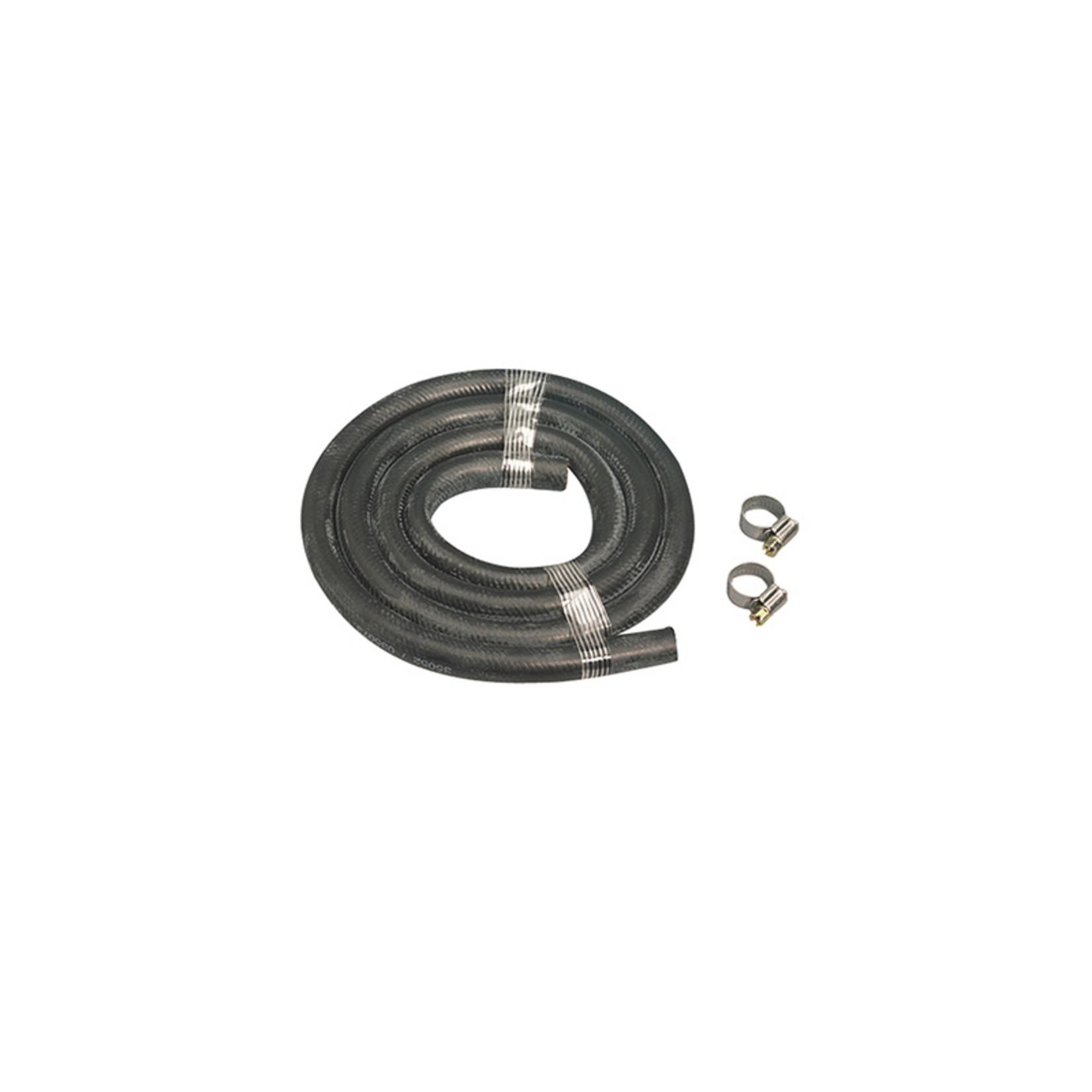 Gloria onderdelen Slang 1.40m incl. 2 slangklemmen voor Hogedrukspuiten