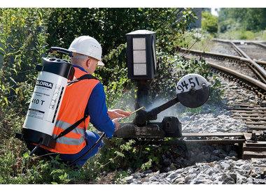 Infrastructuur en spoorwegen