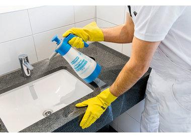 Reiniging/desinfectie