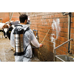 Desinfectie van stallingen