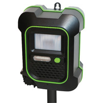 Weitech Garden Protector W0054 Ultrasone ongedierte verjager met flitslicht (tot 200 m²)