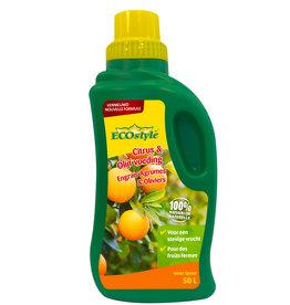 Ecostyle Citrus & Olijf Plantenvoeding 500 ml