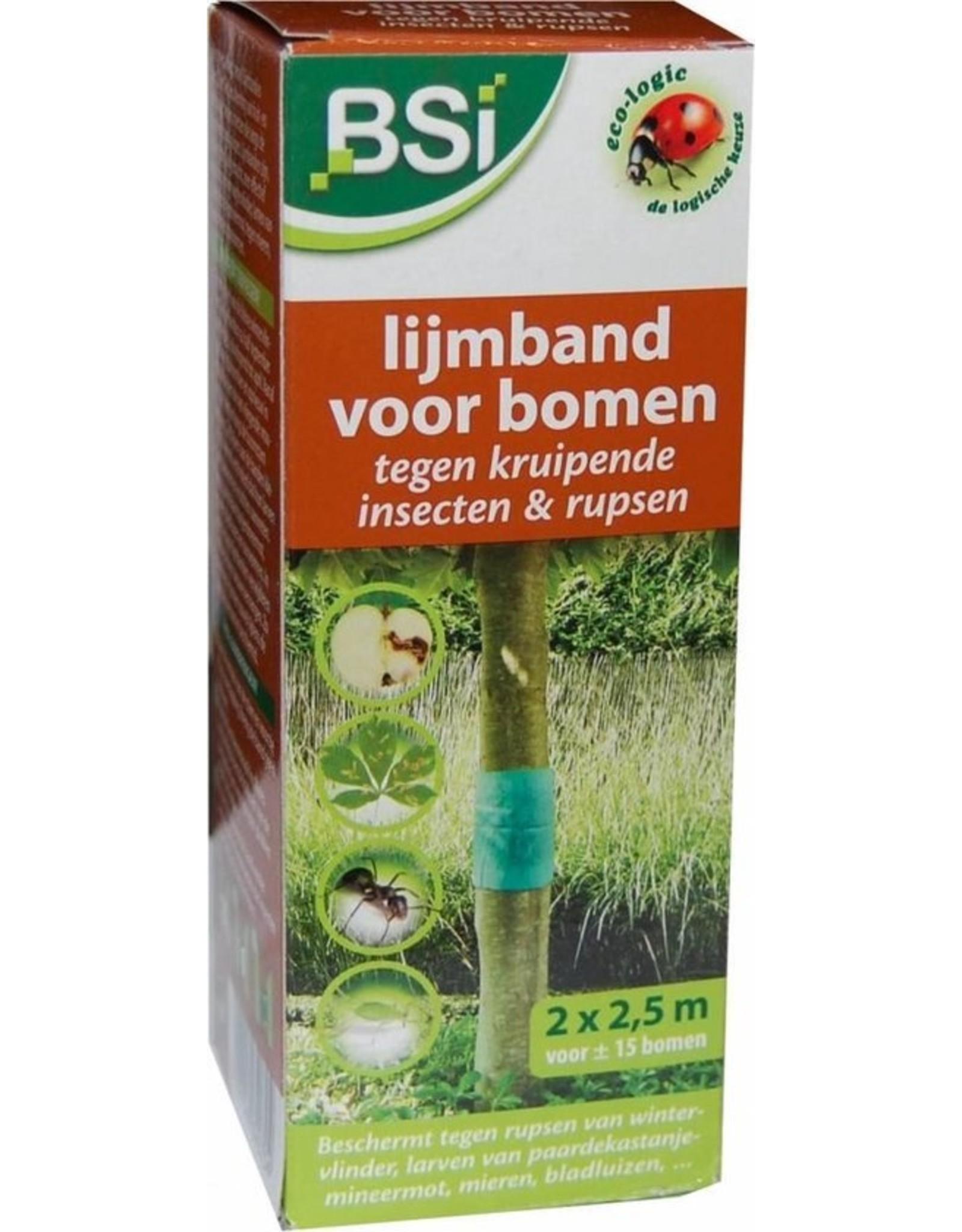 BSi Lijmband voor bomen 2 x 2,5 meter tegen kruipende insecten en rupsen
