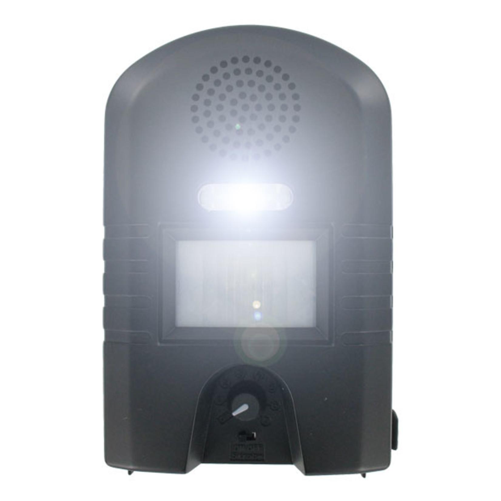 Weitech Garden Protector W0052 Ultrasone ongedierte verjager met flitslicht