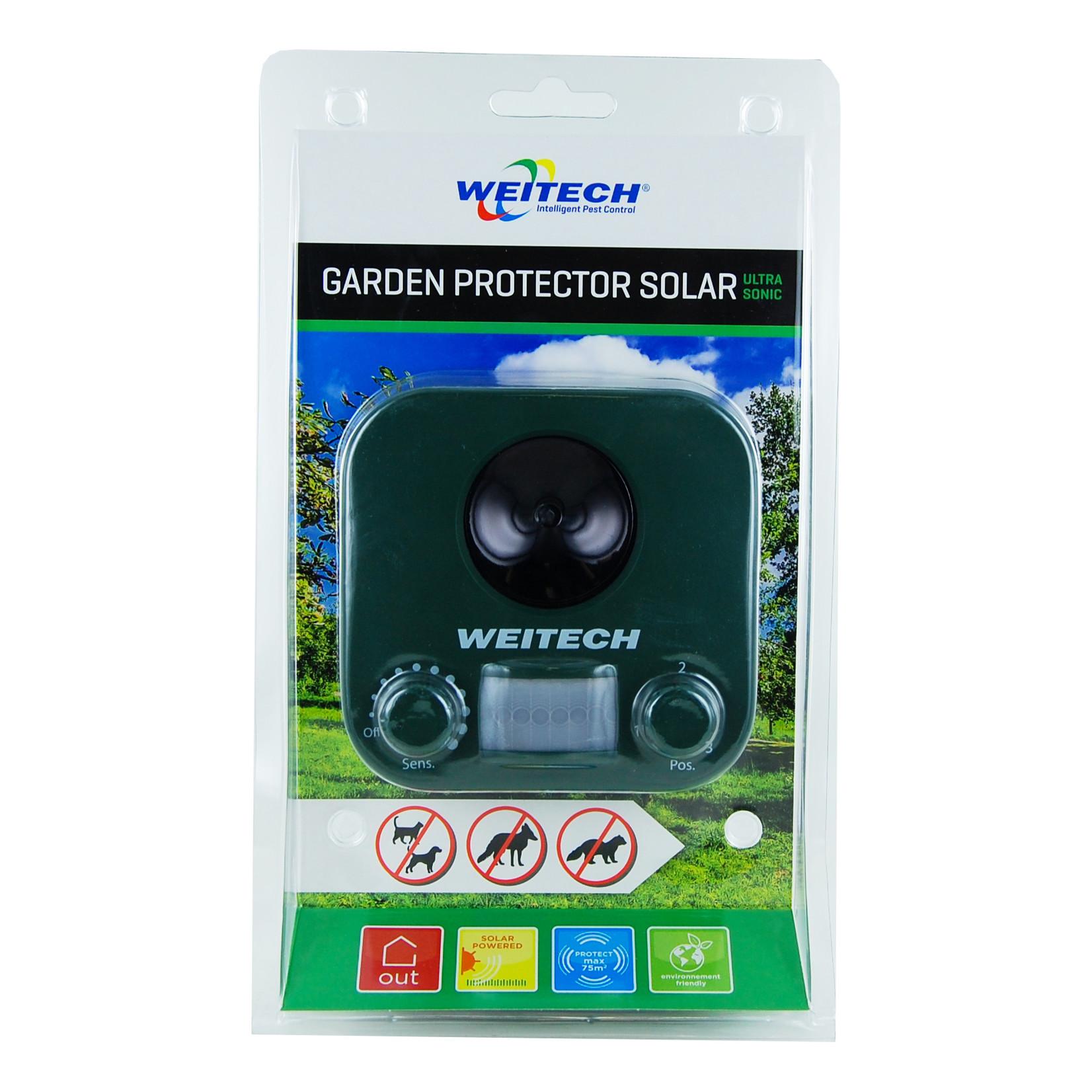 Weitech Garden Protector Solar W0053 Ongedierte verjager op zonne-energie