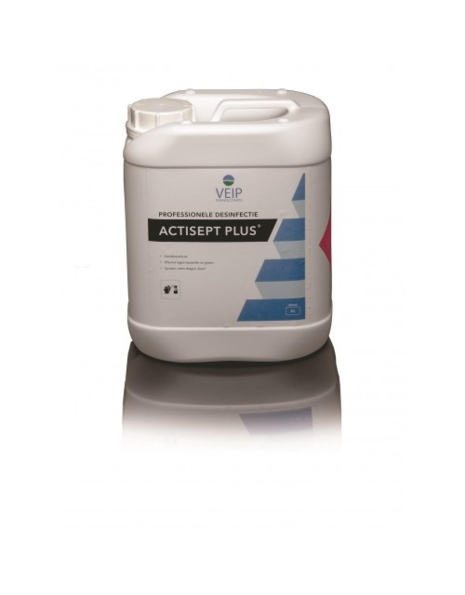 Veip Disinfectants Actisept Plus desinfectiemiddel voor handen 5 liter