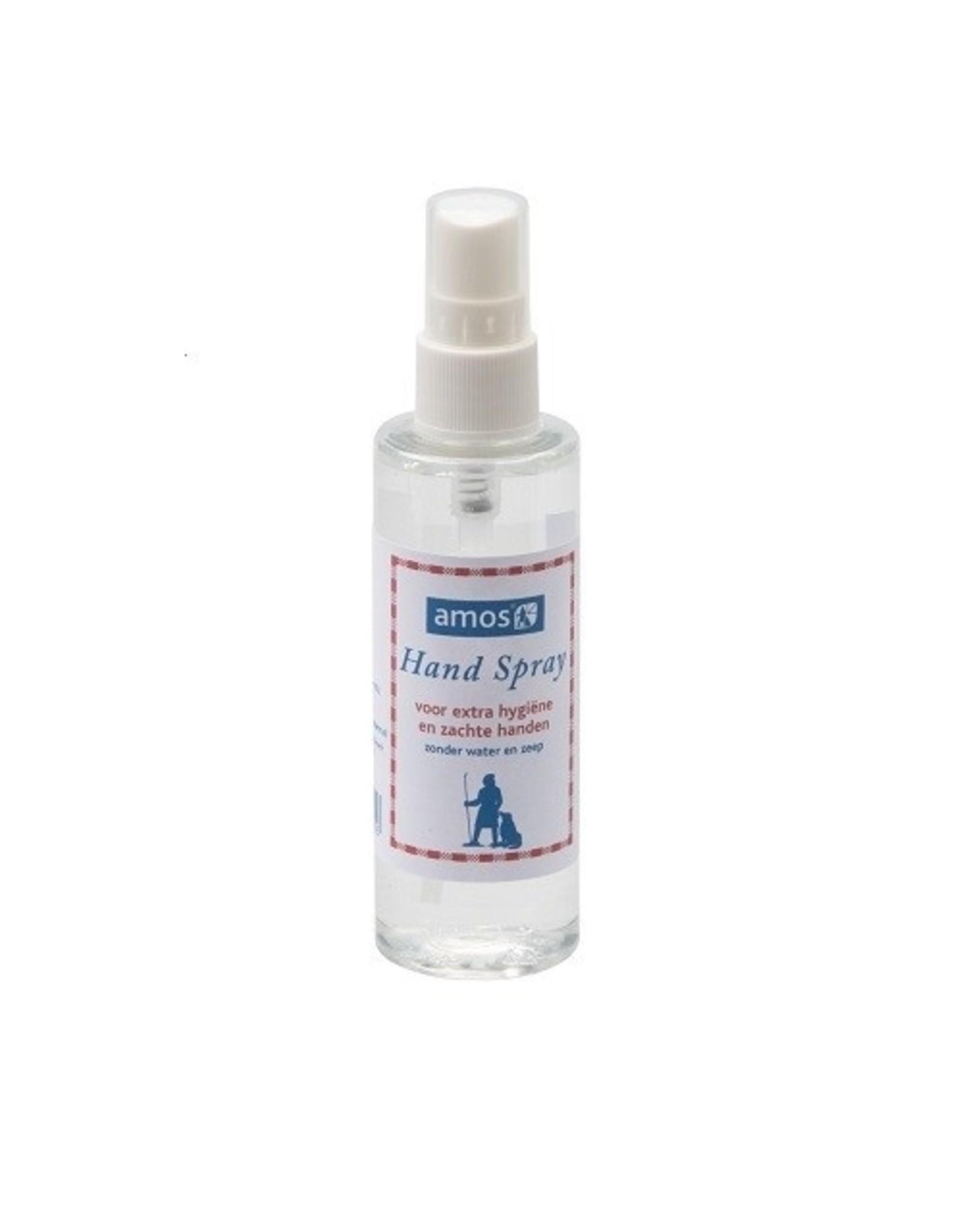 Amos handspray 100 ml voor extra hygiëne