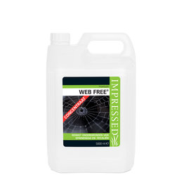 IMPRESSED Insect Clean Spider Free 5 Liter (concentraat)