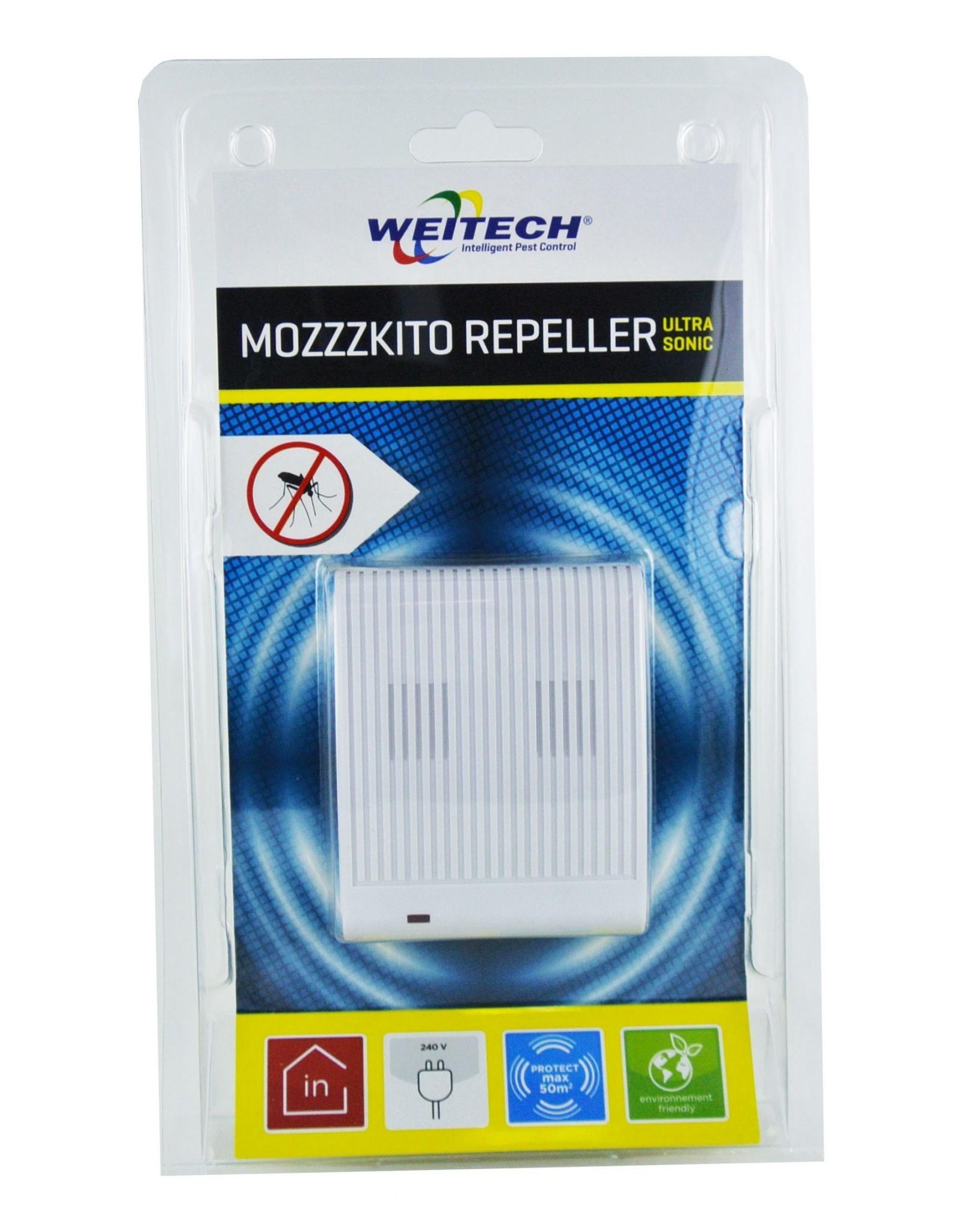 Weitech Mozzzkito Muggenverjager op lichtnet WK0028