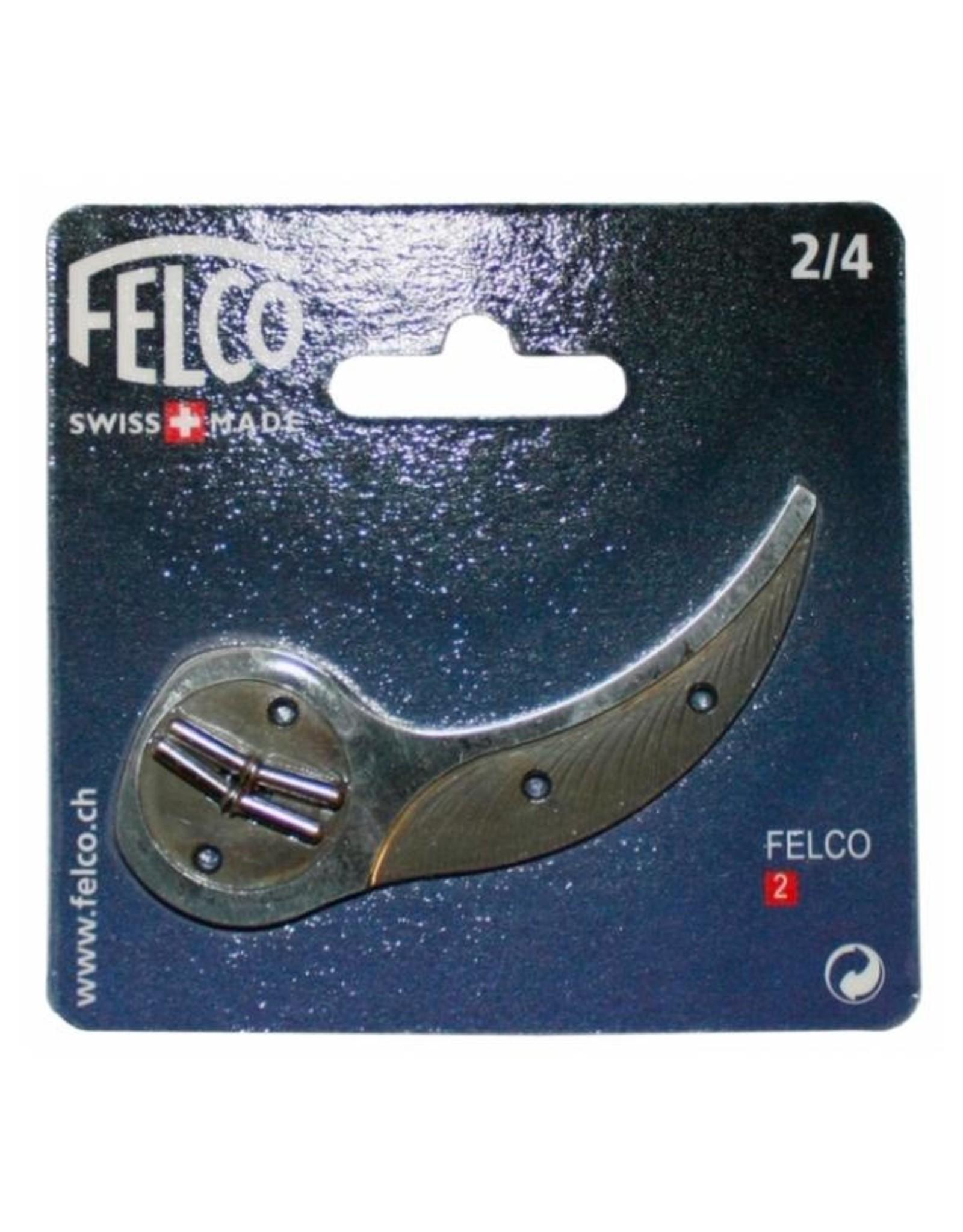 Felco ondermes 2/4 voor Felco 2 met klinknagels
