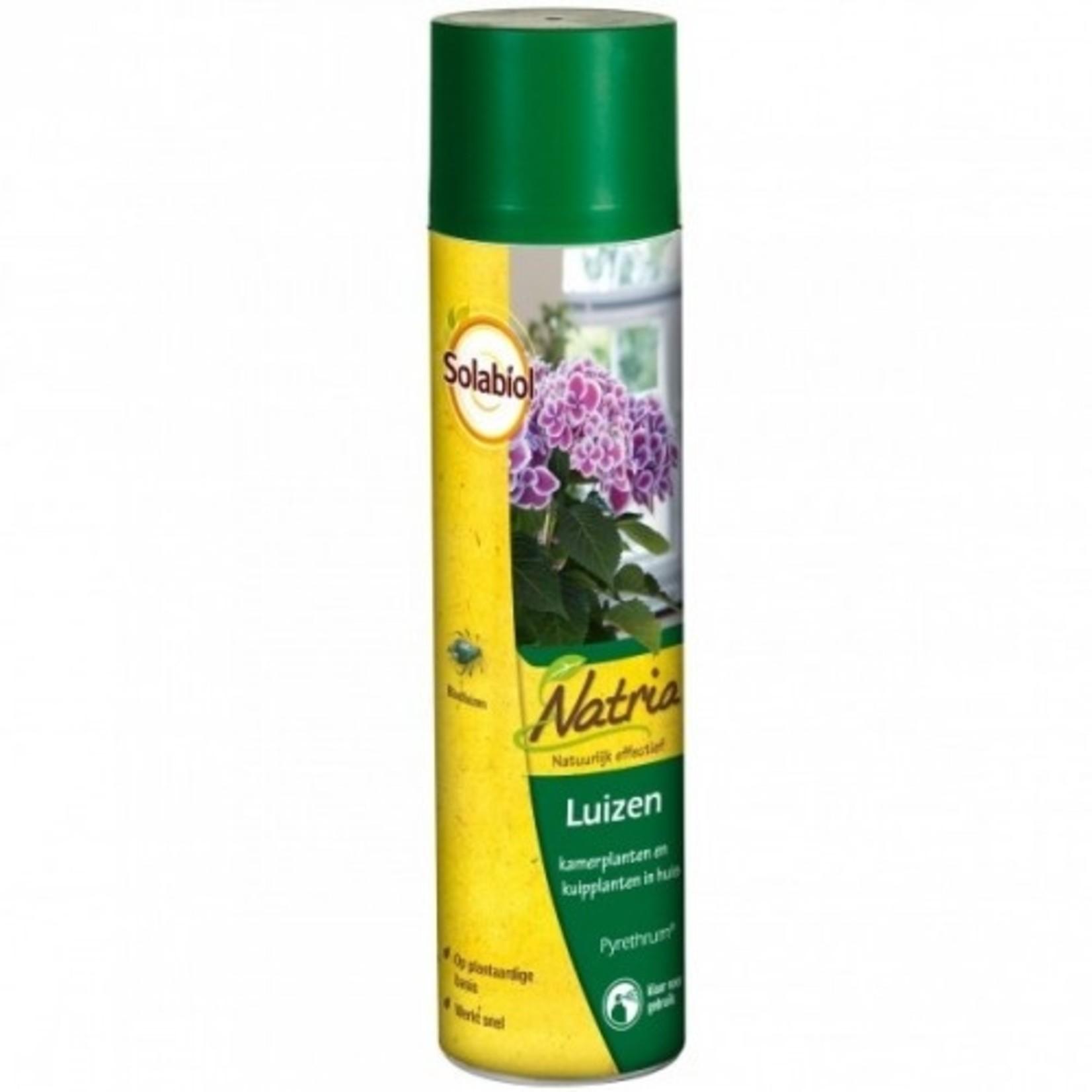 Solabiol Natria Pyrethrum plantenspray tegen insecten 400 ml