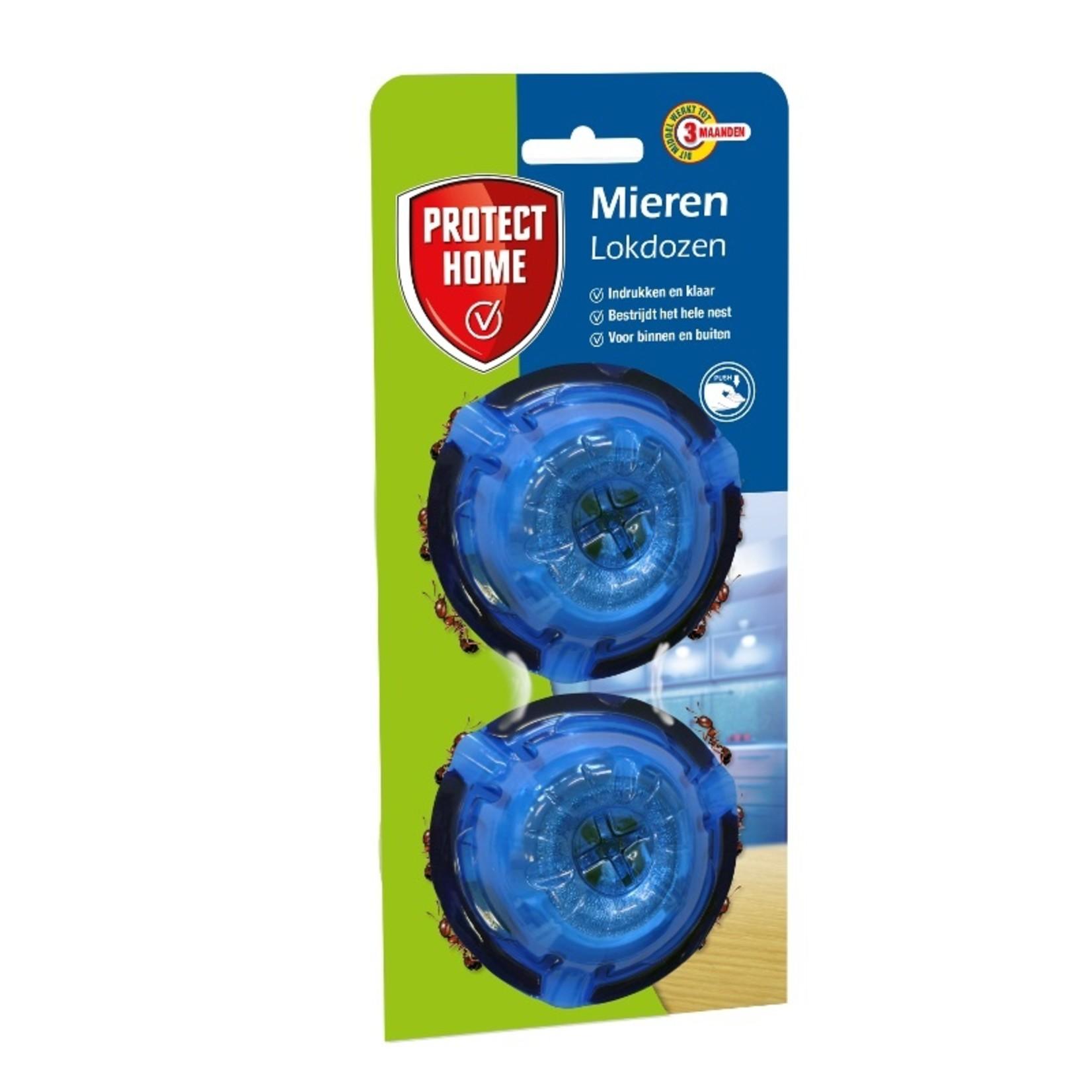 Protect Home Piron pushbox 2 stuks tegen mieren