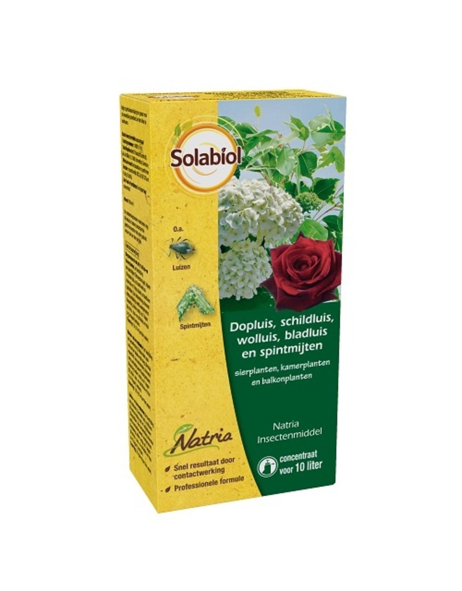 Solabiol Natria Insectenmiddel 100 ml (concentraat)