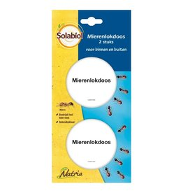 Solabiol Mierenlokdoos 2 stuks