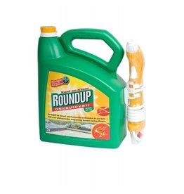 Round-up Trek & Spuit 5000 ml (spray)