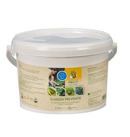 Pireco Slakkenkorrels 2,5 kg (emmer)