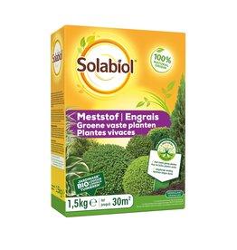 Solabiol Meststof Groene vaste planten 1,5 kg