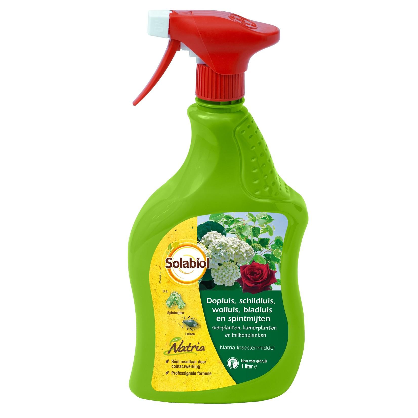 Solabiol Natria Insectenmiddel 1 liter (gebruiksklaar)