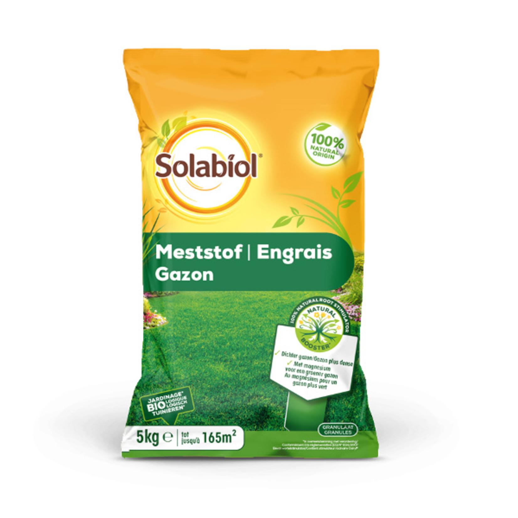 Solabiol Meststof gazon 5 kg
