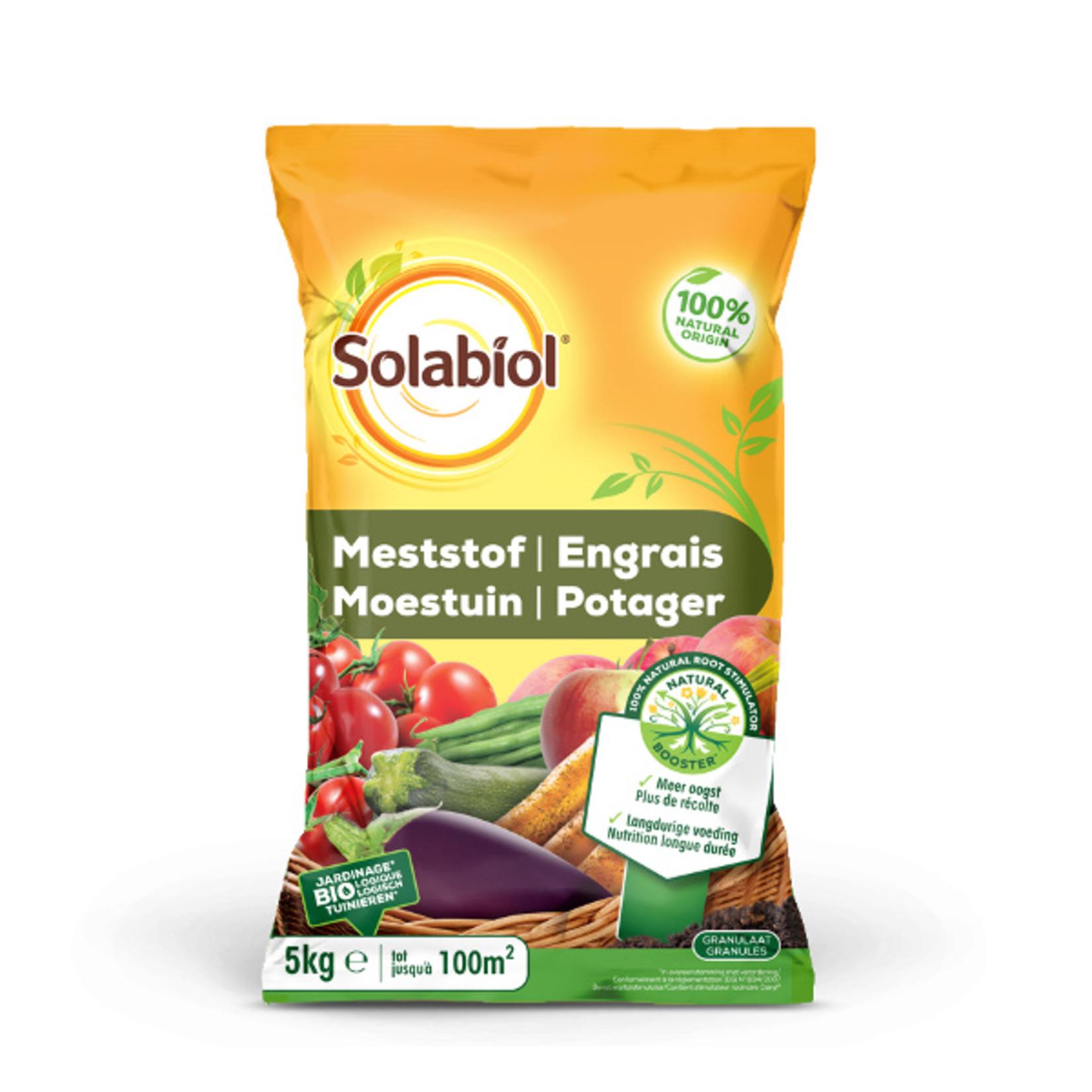 Solabiol Meststof Moestuin 5 kg