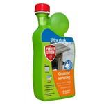 Groene aanslag (algen) bestrijden
