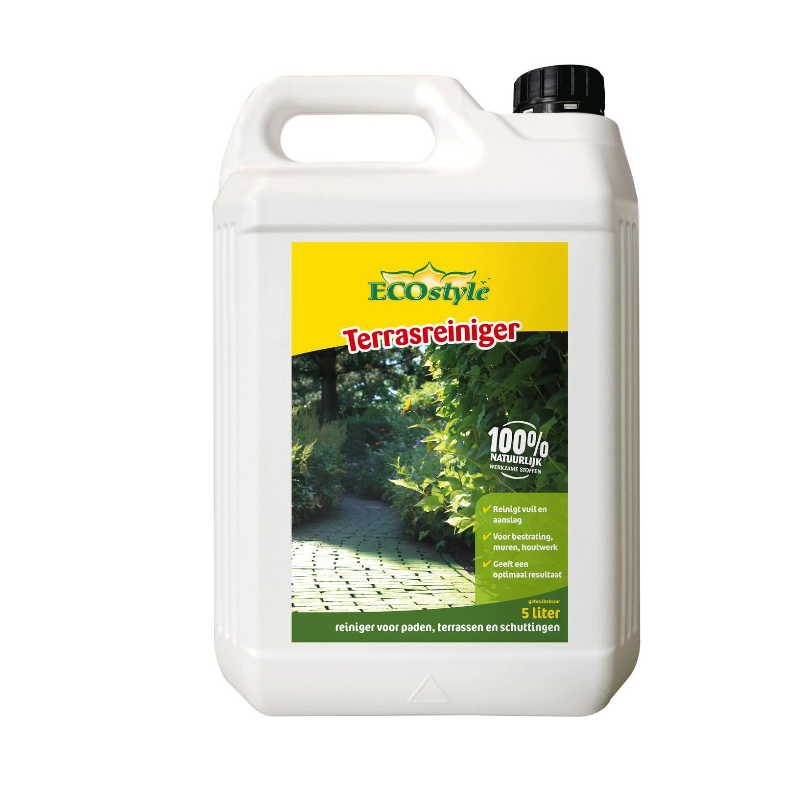 Ecostyle Terrasreiniger gebruiksklaar 5 liter (50 m²)