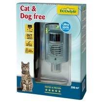 Ecostyle Cat & Dog free ultrasoon op batterijen (tot 200 m²)