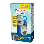 Ecostyle Mouse & Rat free 30+30 m² (duopack) ultrasone verjagers