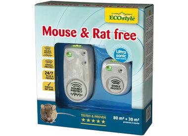 Muizen en Ratten elektrisch bestrijden
