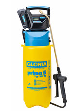 Gloria Accu compressor 18V BOSCH excl. accu en oplader