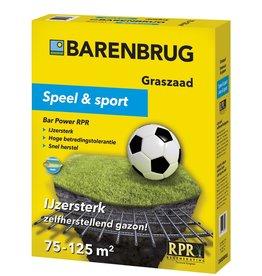 Barenbrug Speel en Sport graszaad 2,5 kg (75-125 m²)