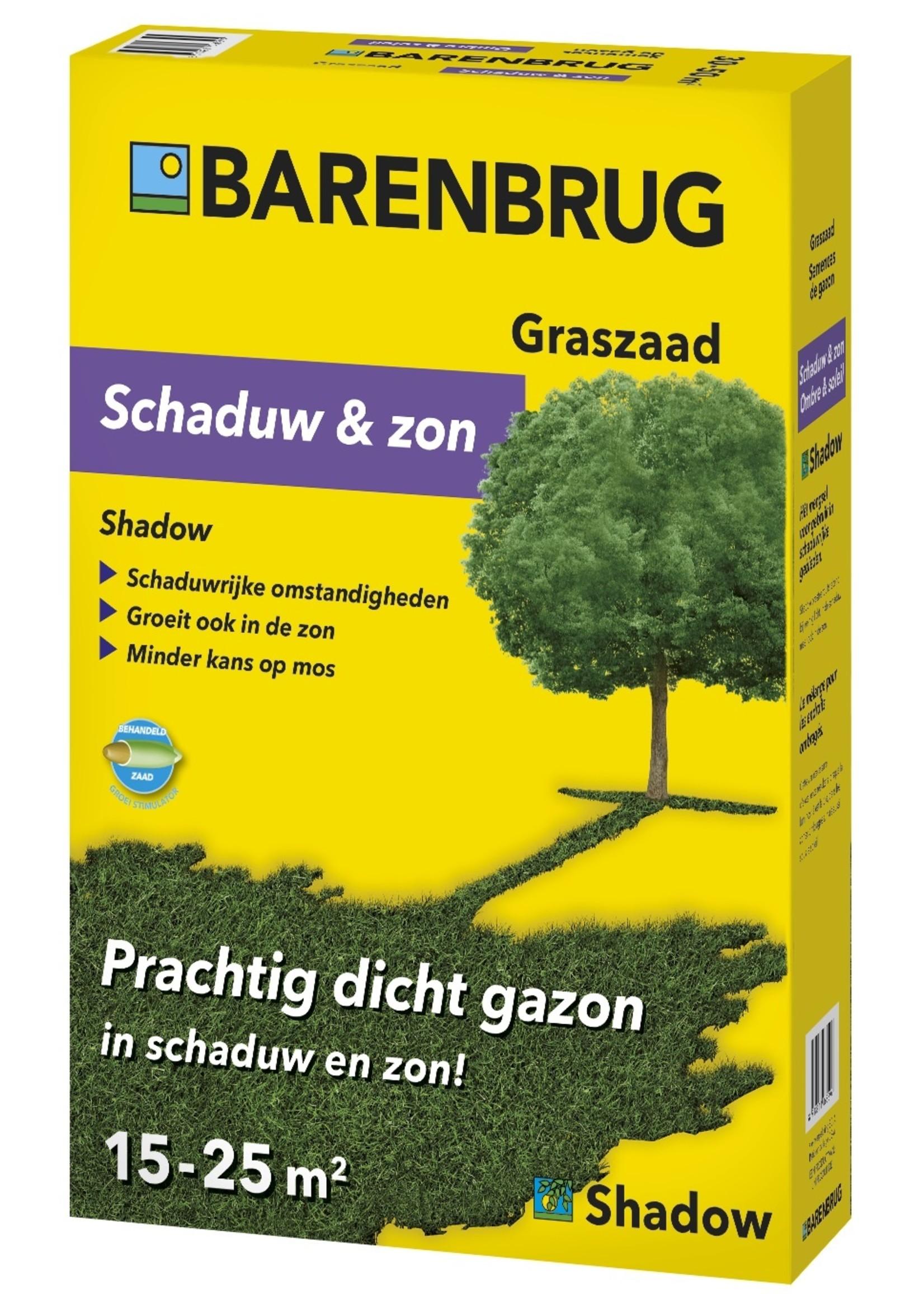 Barenbrug Schaduw en Zon graszaad 500 gram (15-25 m²)